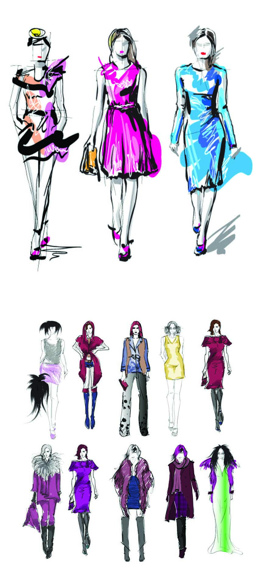 Fashion Design Study The Design Magazine